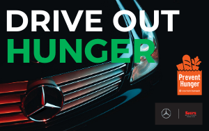 Drive Out Hunger March 5