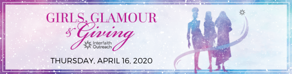 Girls Glamour & Giving April 16