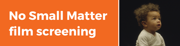 No Small Matter film screening