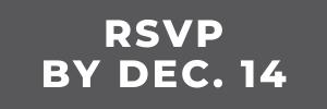 RSVP by Dec. 14