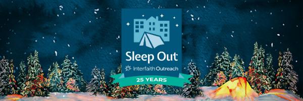 Sleep Out 25 years