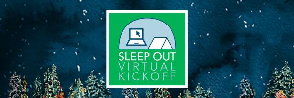 Sleep Out Kickoff