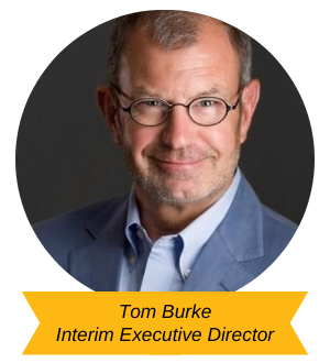Tom Burke, Interim Executive Director