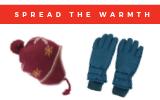 winter gear hats gloves